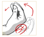 sit hand signal for deaf pets