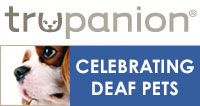 Trupanion Deaf Pets banner