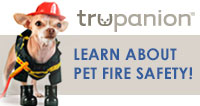 Trupanion Pet Fire Safety