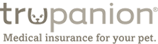 Trupanion - pet insurance for your dog or cat